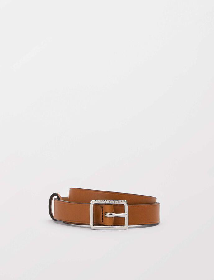 Looe belt in Cognac from Tiger of Sweden
