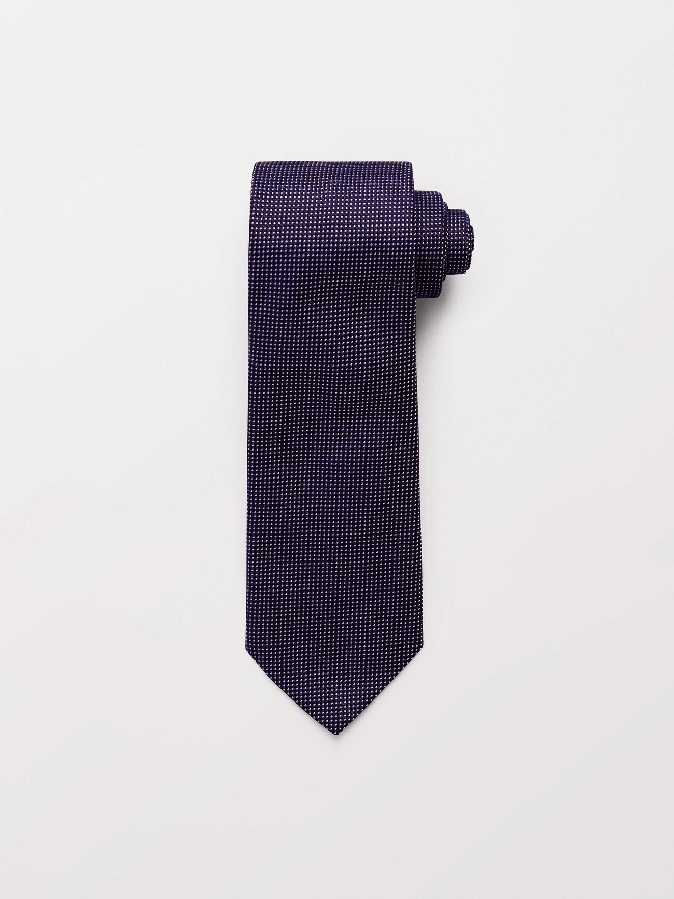 Tottis Tie in Deep Purple from Tiger of Sweden