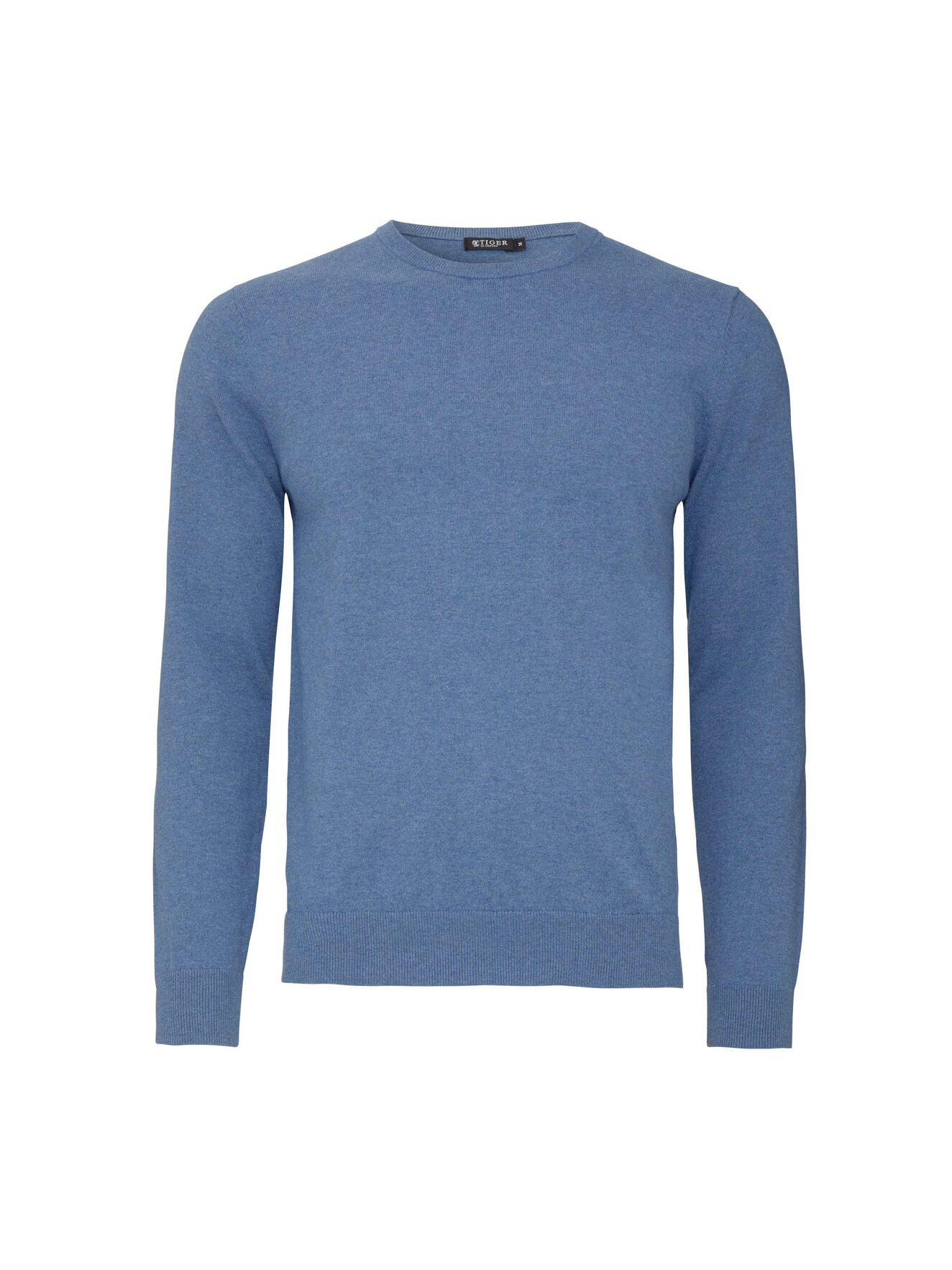 Matias CS pullover in Wave from Tiger of Sweden