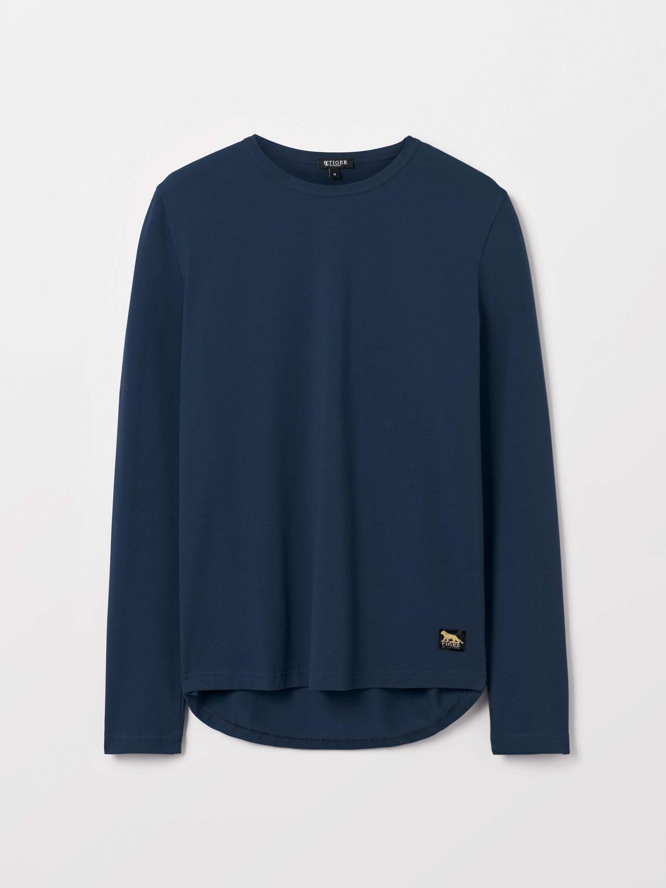 Dolin T-Shirt in Royal Blue from Tiger of Sweden