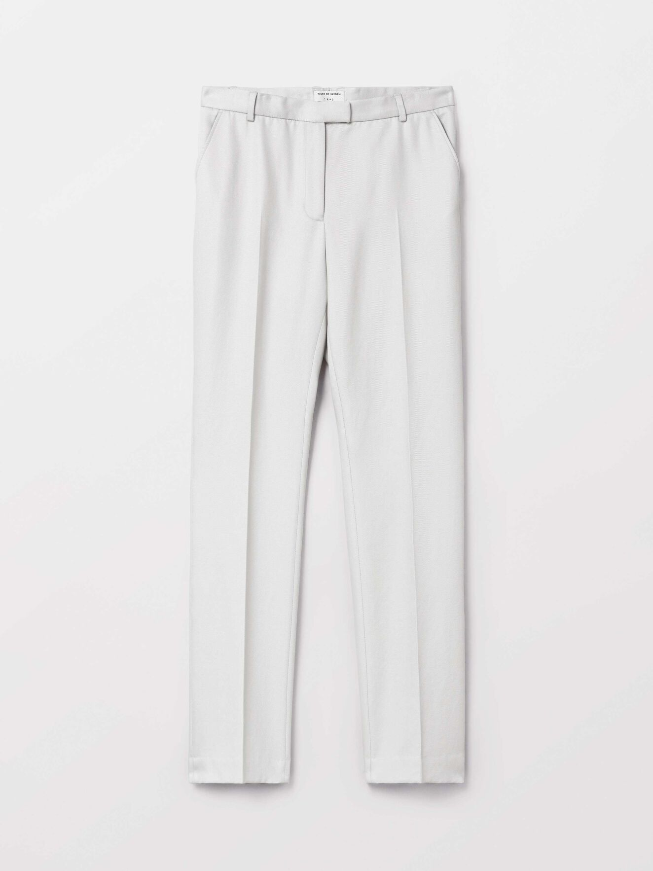 Hollen L Trousers in February Sky from Tiger of Sweden