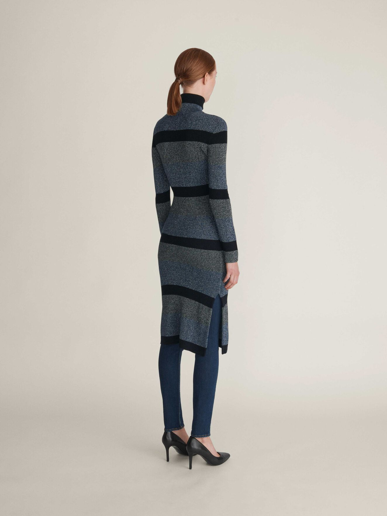 Badal St Dress in Pattern from Tiger of Sweden