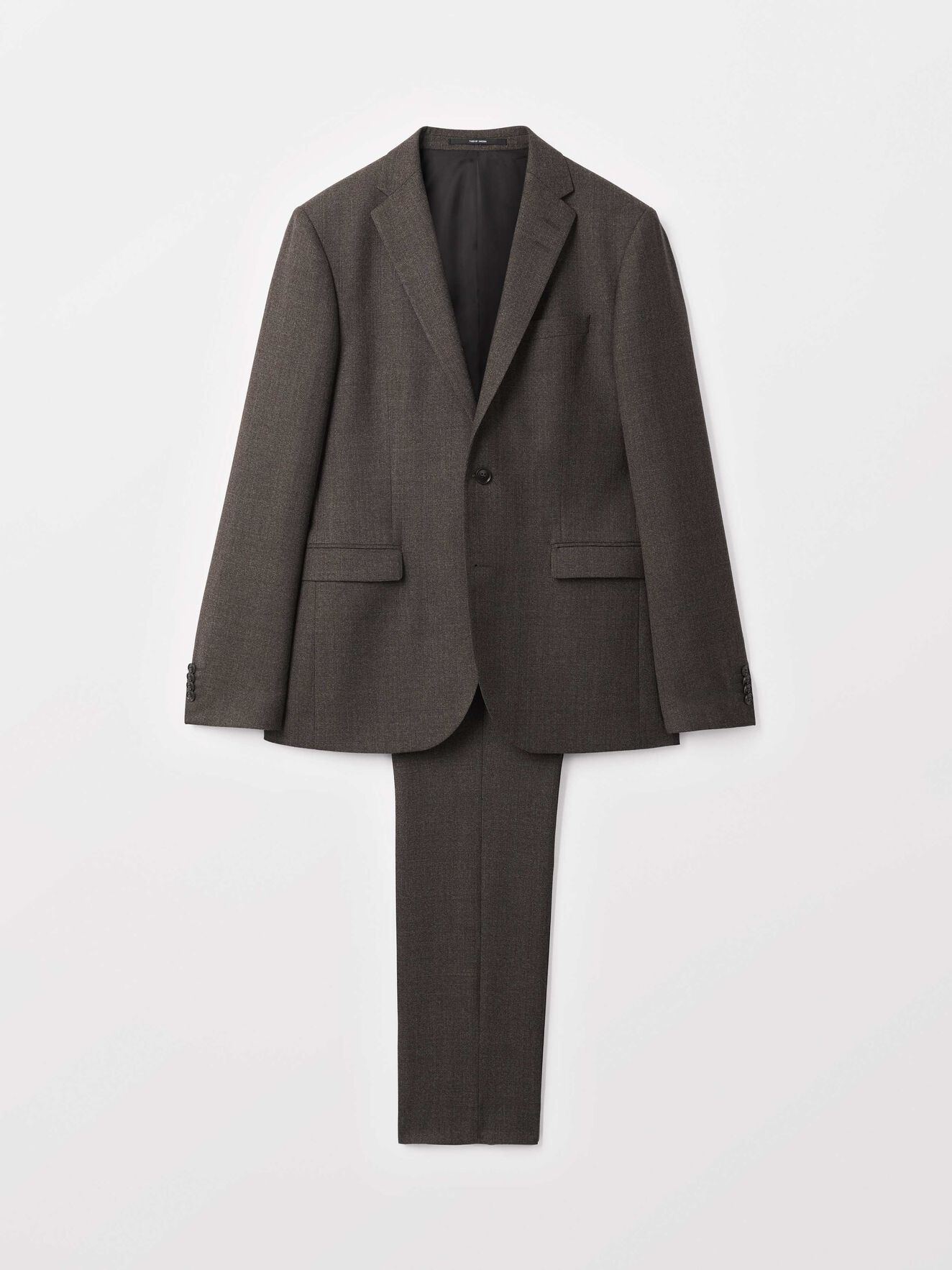 Henrie Suit in Brown from Tiger of Sweden