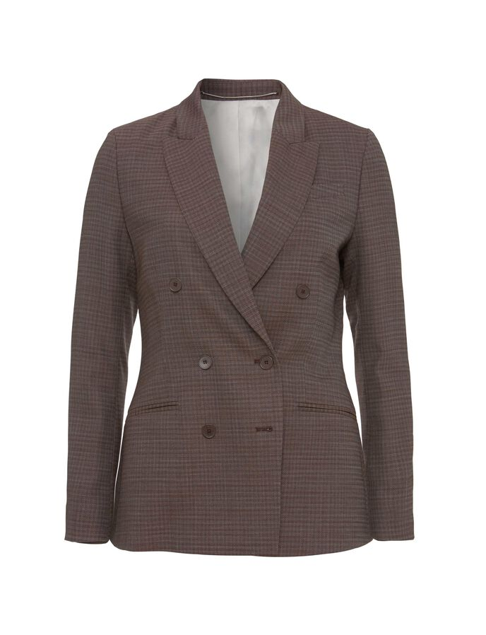 BIA BLAZER in Mellow Mulberry from Tiger of Sweden
