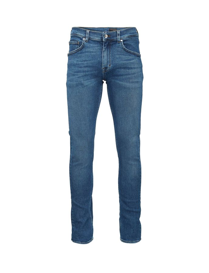 SLIM JEANS in Medium Blue from Tiger of Sweden