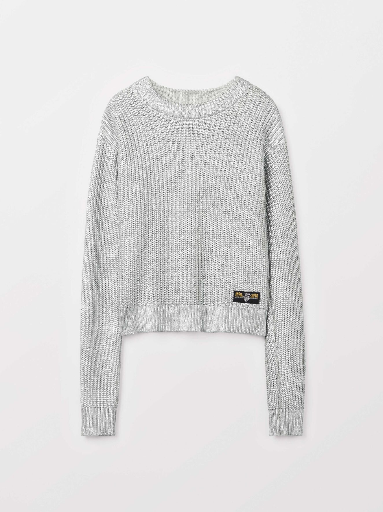 Rosasia Pullover in Mercury Grey from Tiger of Sweden