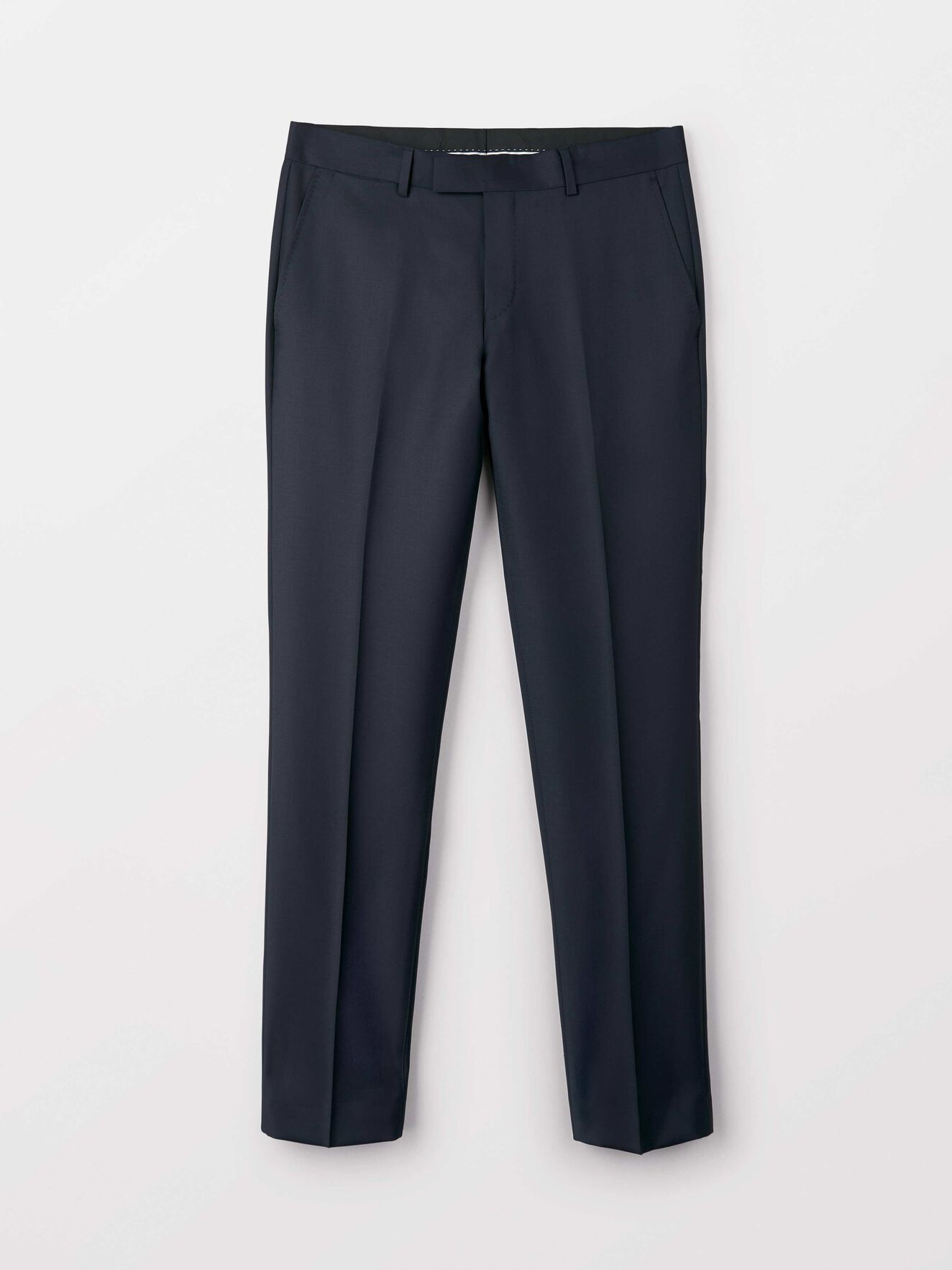 Tain Trousers (Short Size) in Light Ink from Tiger of Sweden