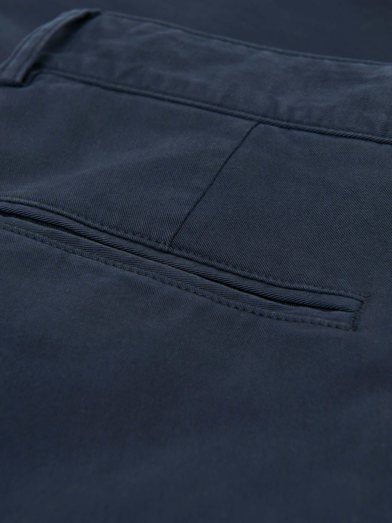 Transit Chinos in Royal Blue from Tiger of Sweden