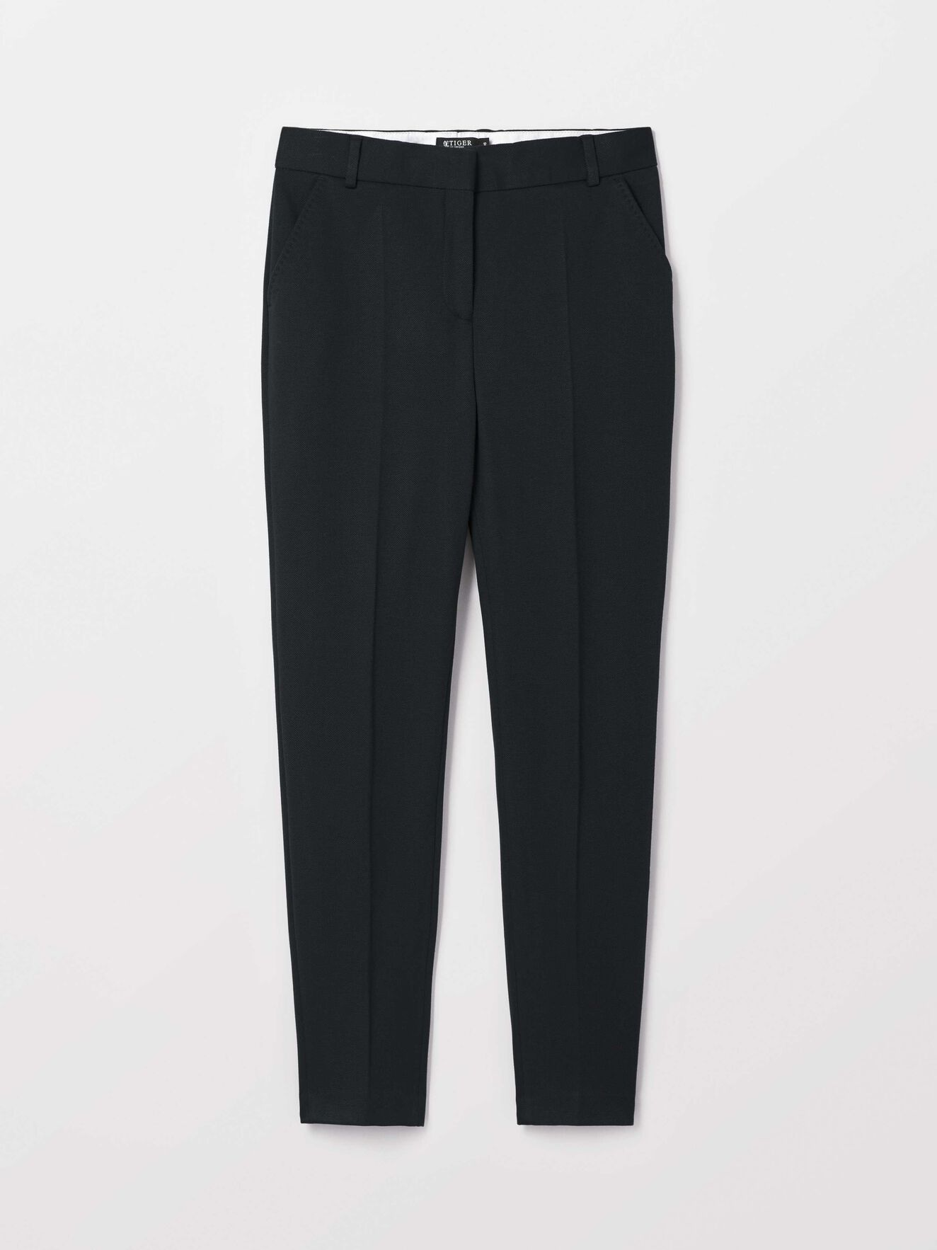 Blossom Trousers in Midnight Black from Tiger of Sweden
