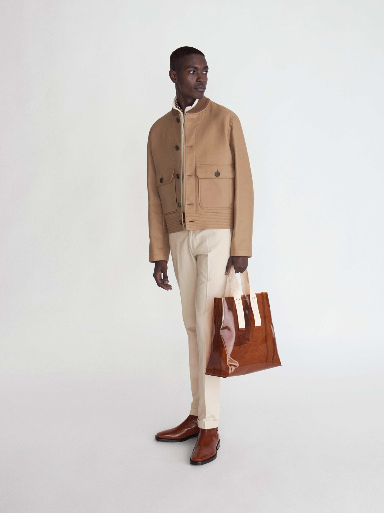 Tund Bag in Cognac from Tiger of Sweden