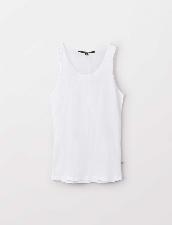 Esias Tanktop in Pure white from Tiger of Sweden