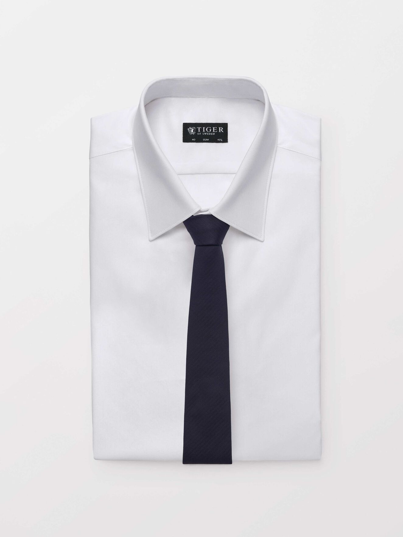 Trope Tie in Light Ink from Tiger of Sweden