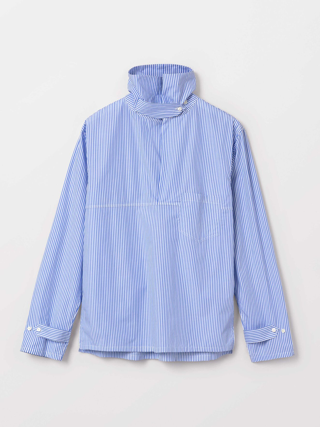 Favian Shirt in Pop Blue from Tiger of Sweden