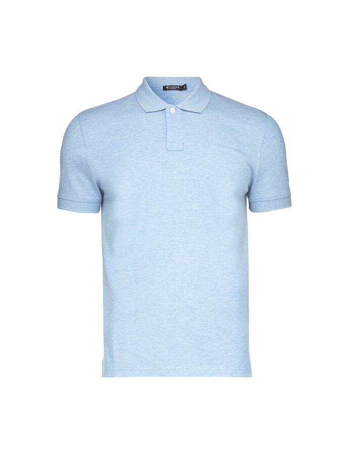 OSRON POLO SHIRT in Blue from Tiger of Sweden