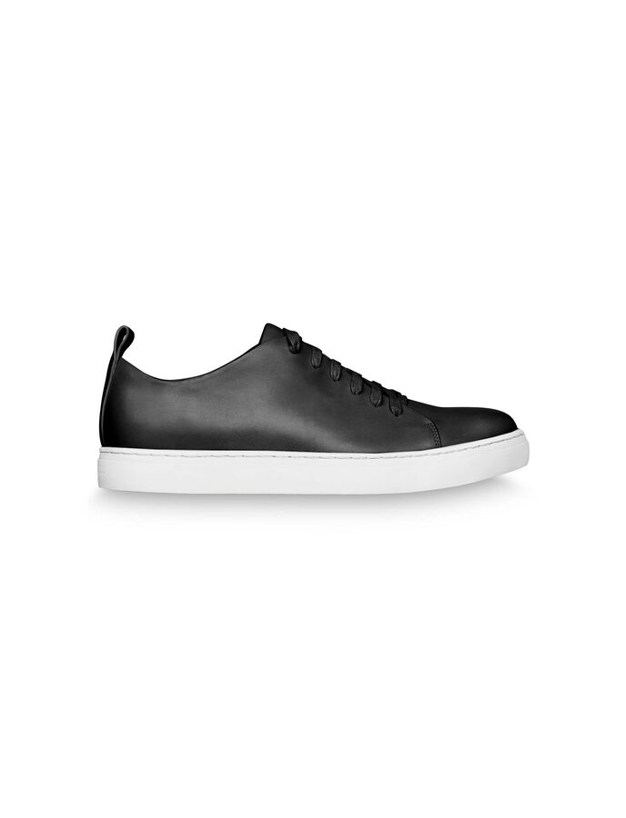 BRUKARE SNEAKER in Black from Tiger of Sweden