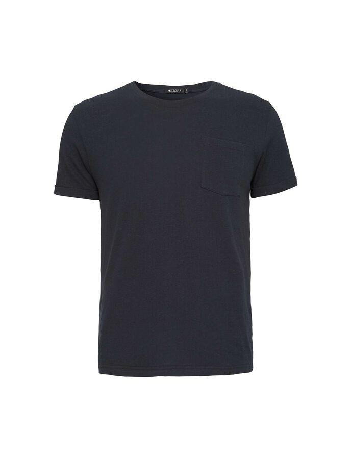 Kiet T-Shirt in Light Ink from Tiger of Sweden