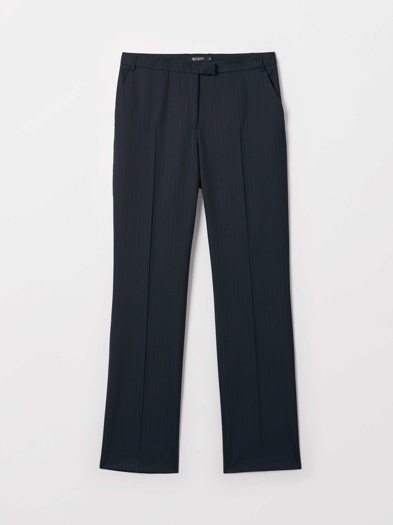 Yulia 4 Trousers in Dark Sea from Tiger of Sweden