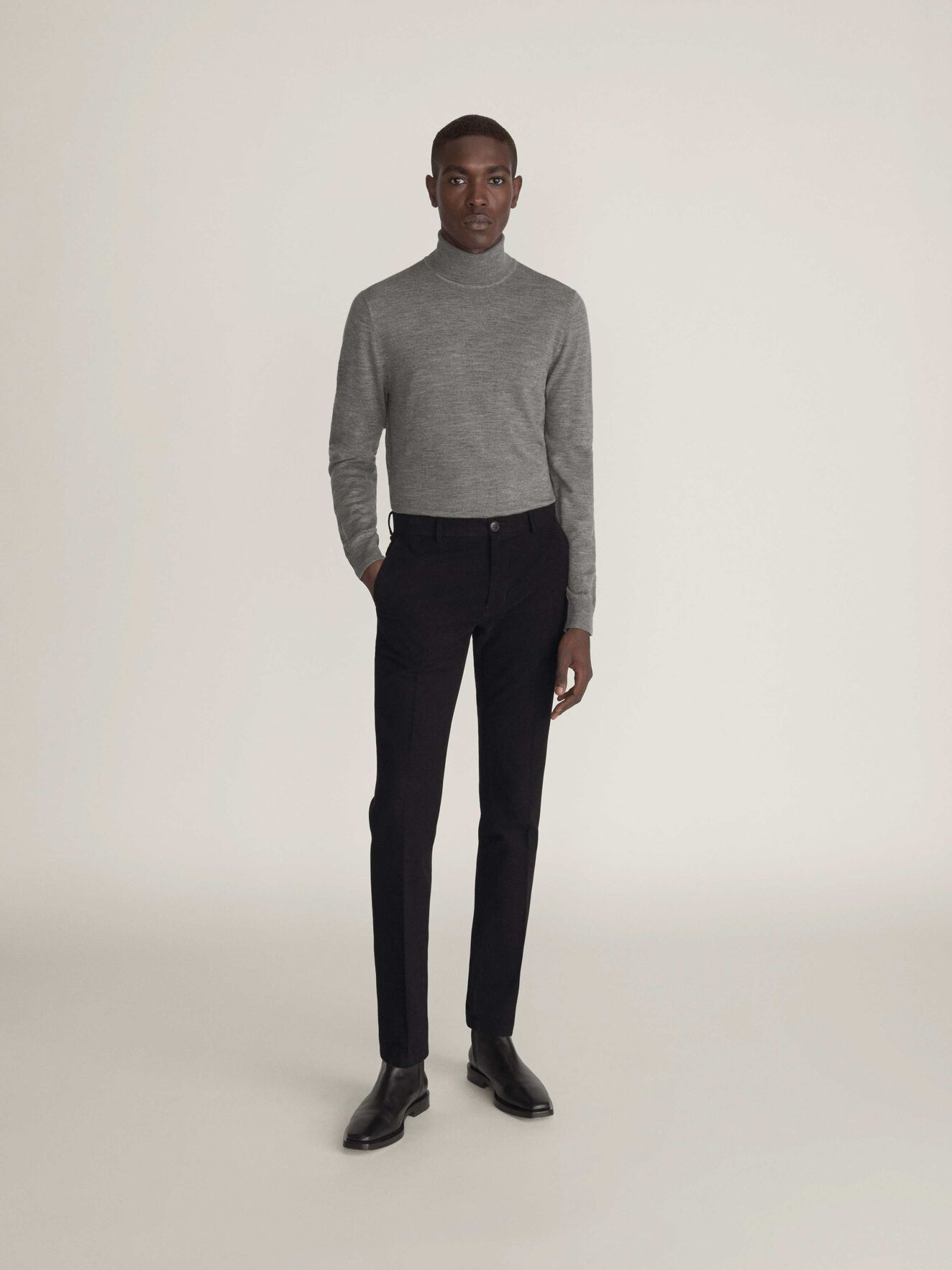 Todman Trousers in Black from Tiger of Sweden