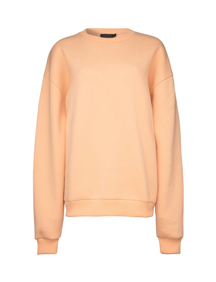 BIG MASTER SWEATSHIRT in Peach Quartz from Tiger of Sweden