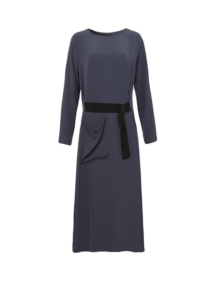 SIDRA DRESS in Odyssey Grey from Tiger of Sweden