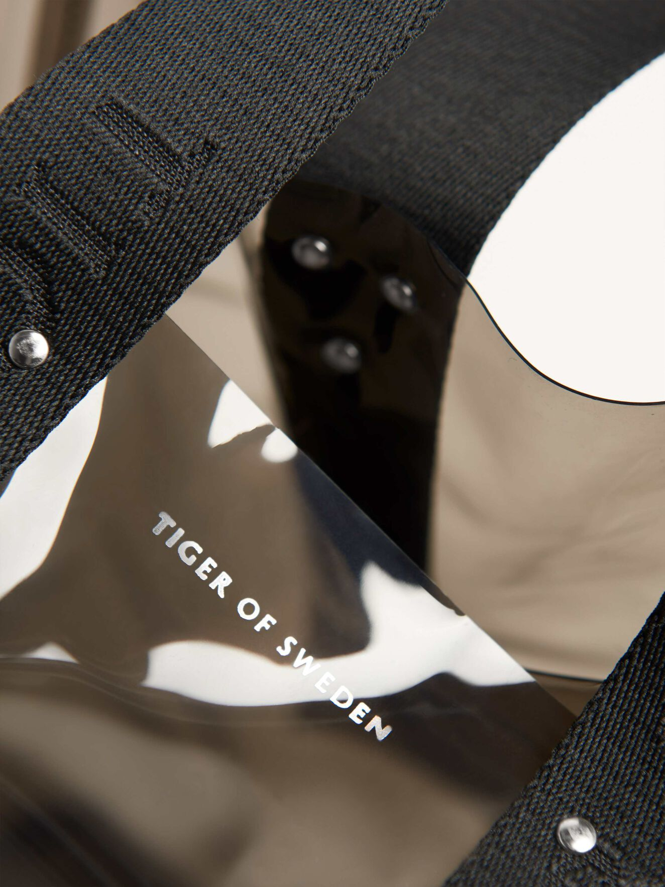 Tund Bag in Black from Tiger of Sweden