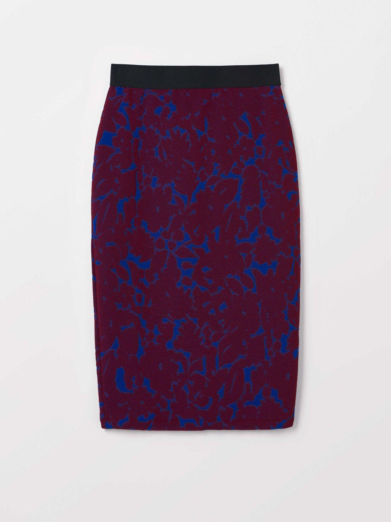 Jacelyn P Skirt in ARTWORK from Tiger of Sweden