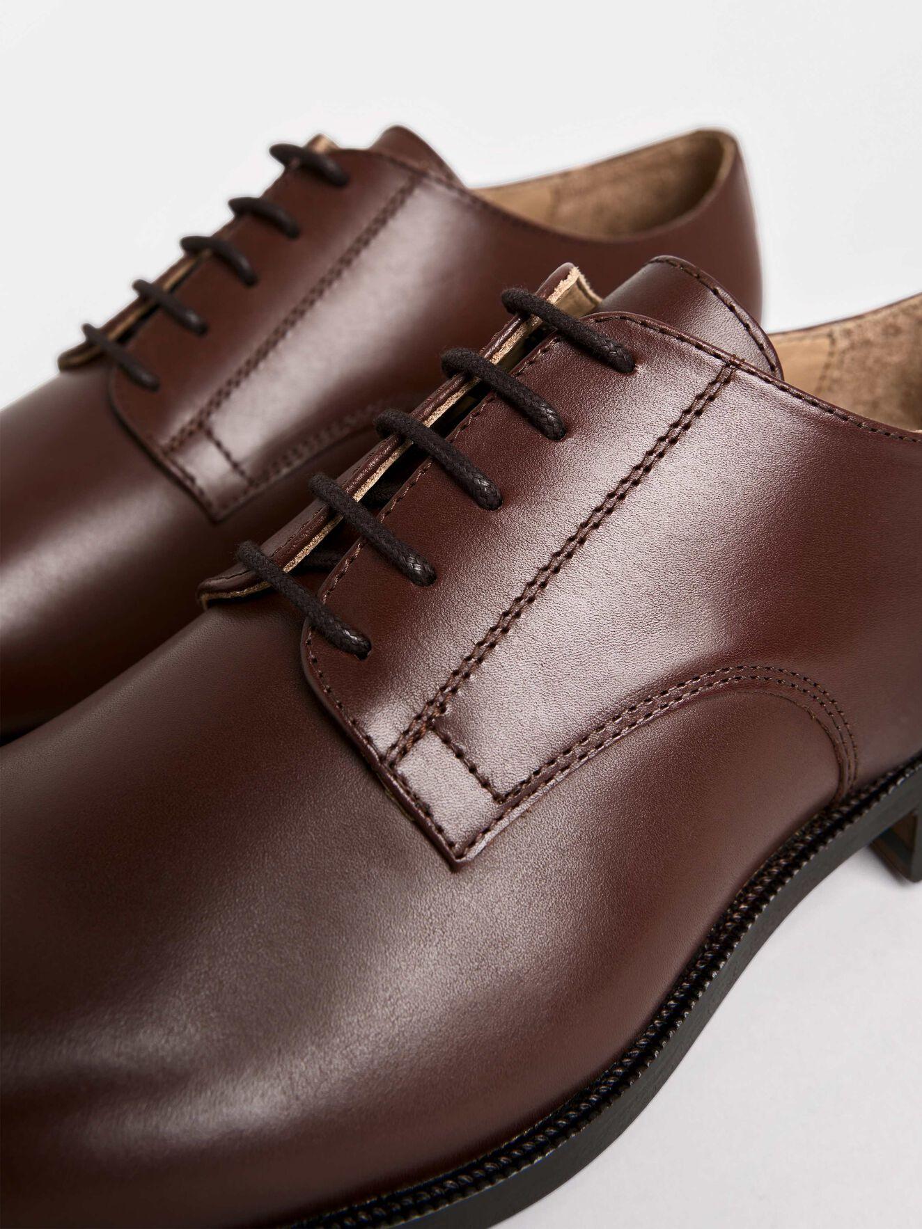 Gerhard Shoe in Cognac from Tiger of Sweden