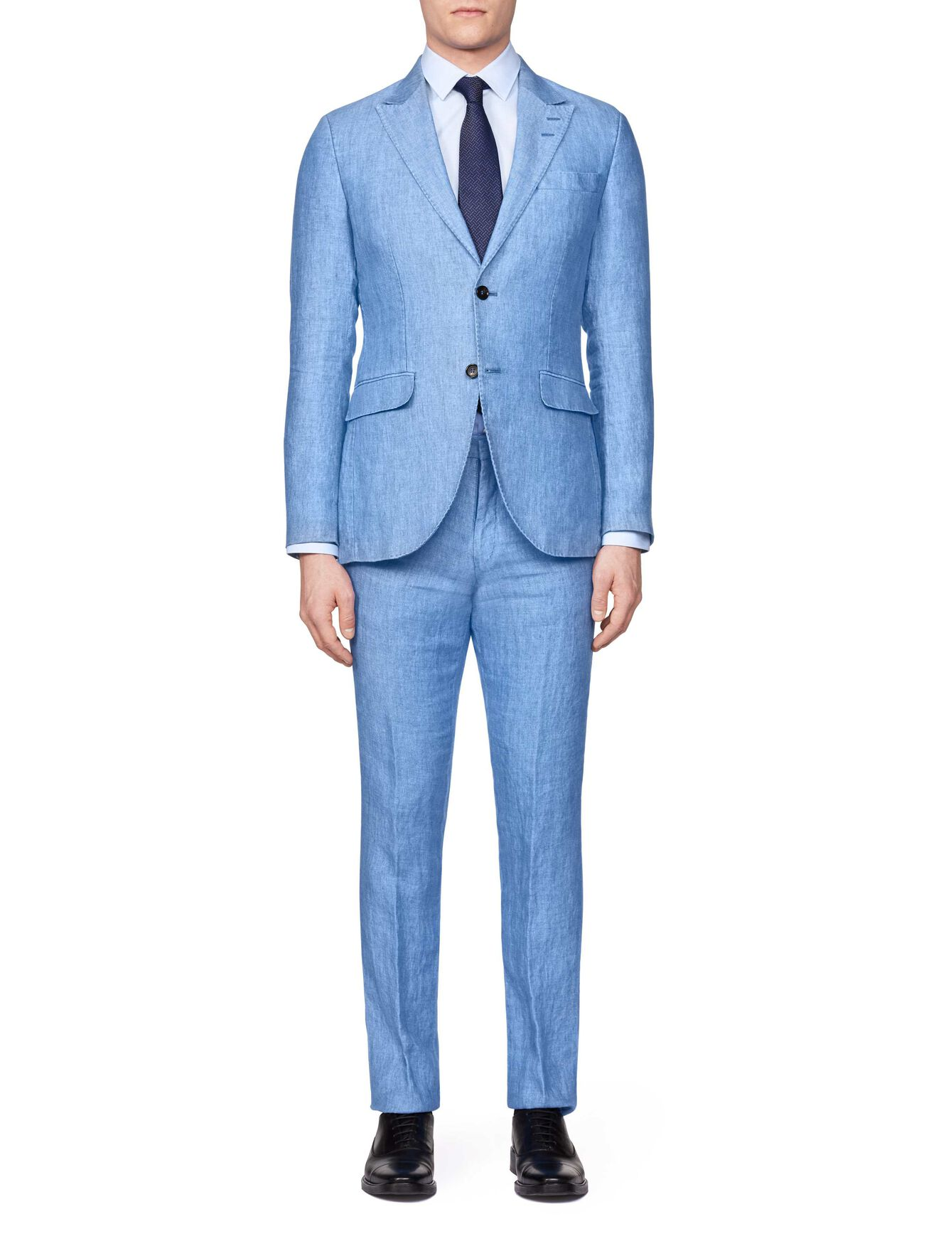 Lamar Gw Suit in Wave from Tiger of Sweden