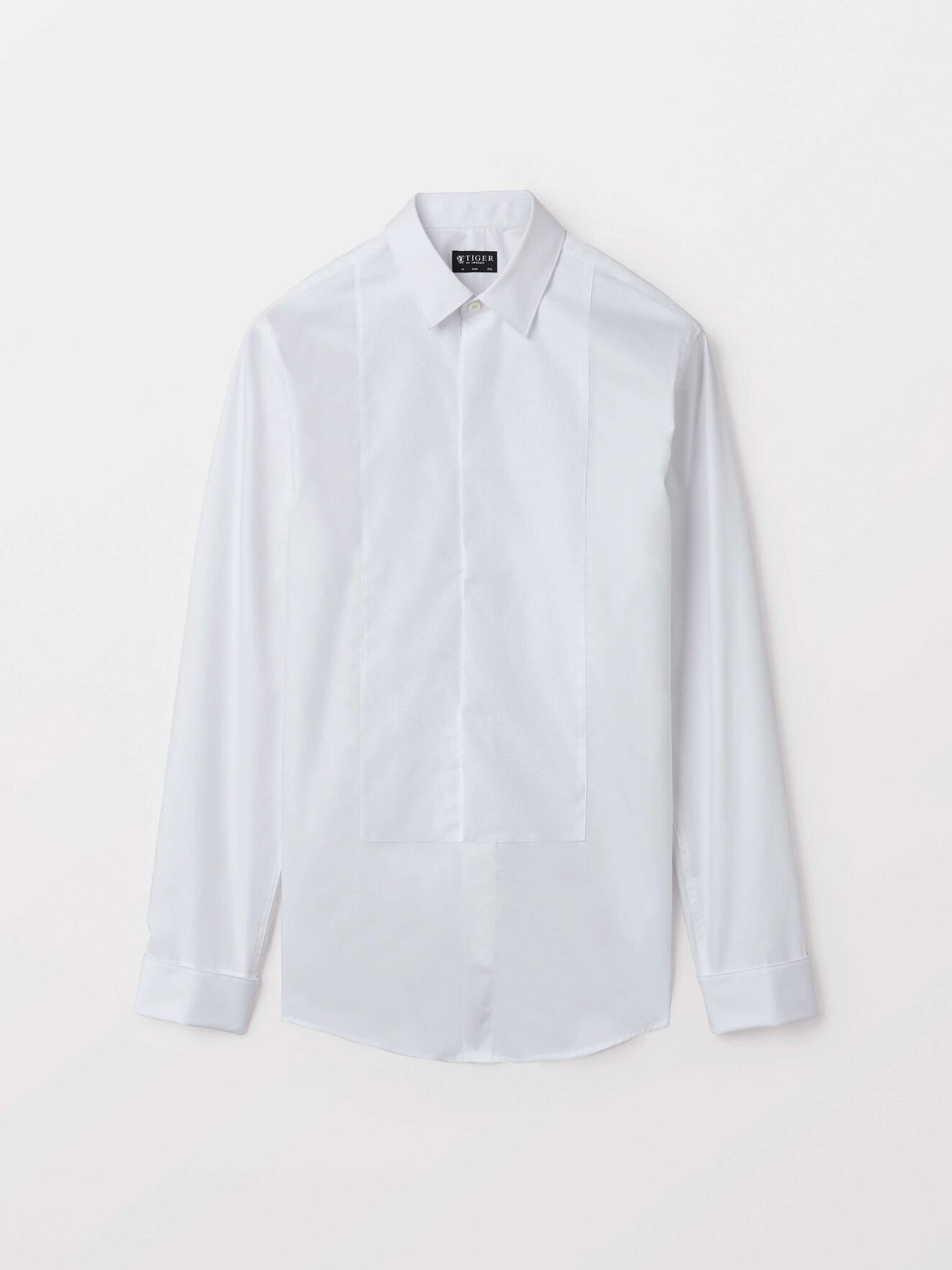 Farran Shirt in Pure white from Tiger of Sweden