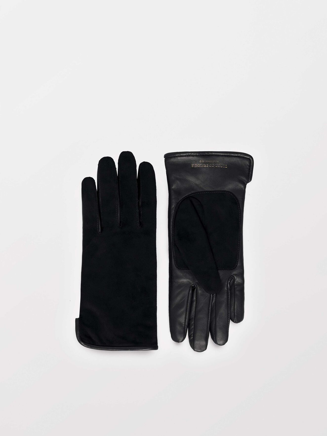 Gila Gloves in Black from Tiger of Sweden