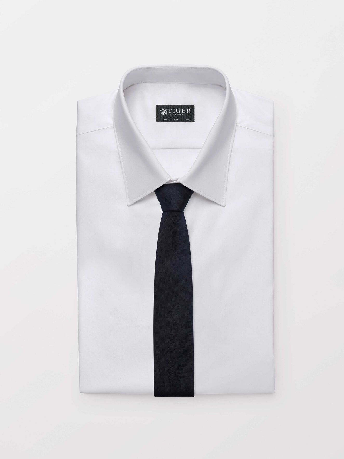 Triss Tie in Royal Blue from Tiger of Sweden