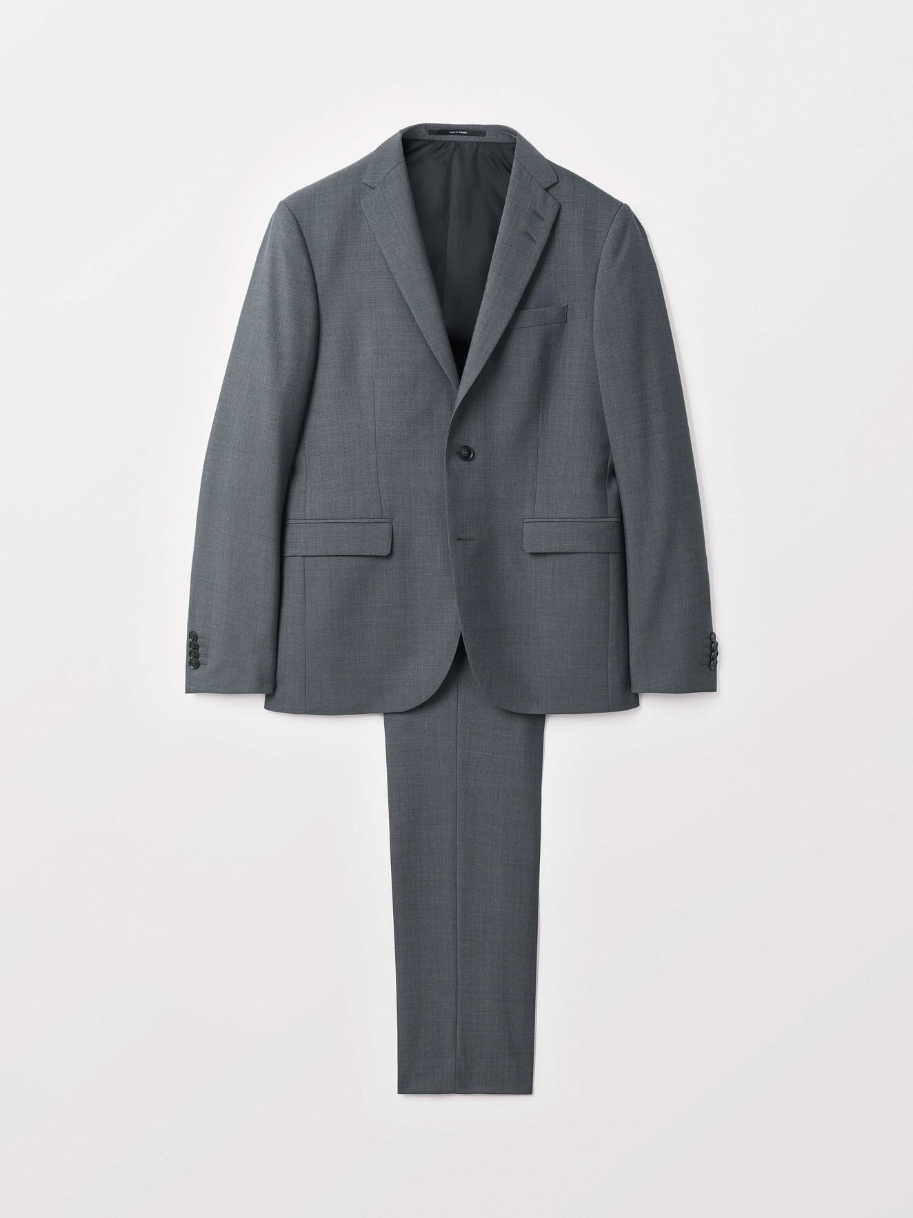 Henrie Suit in Phantom from Tiger of Sweden