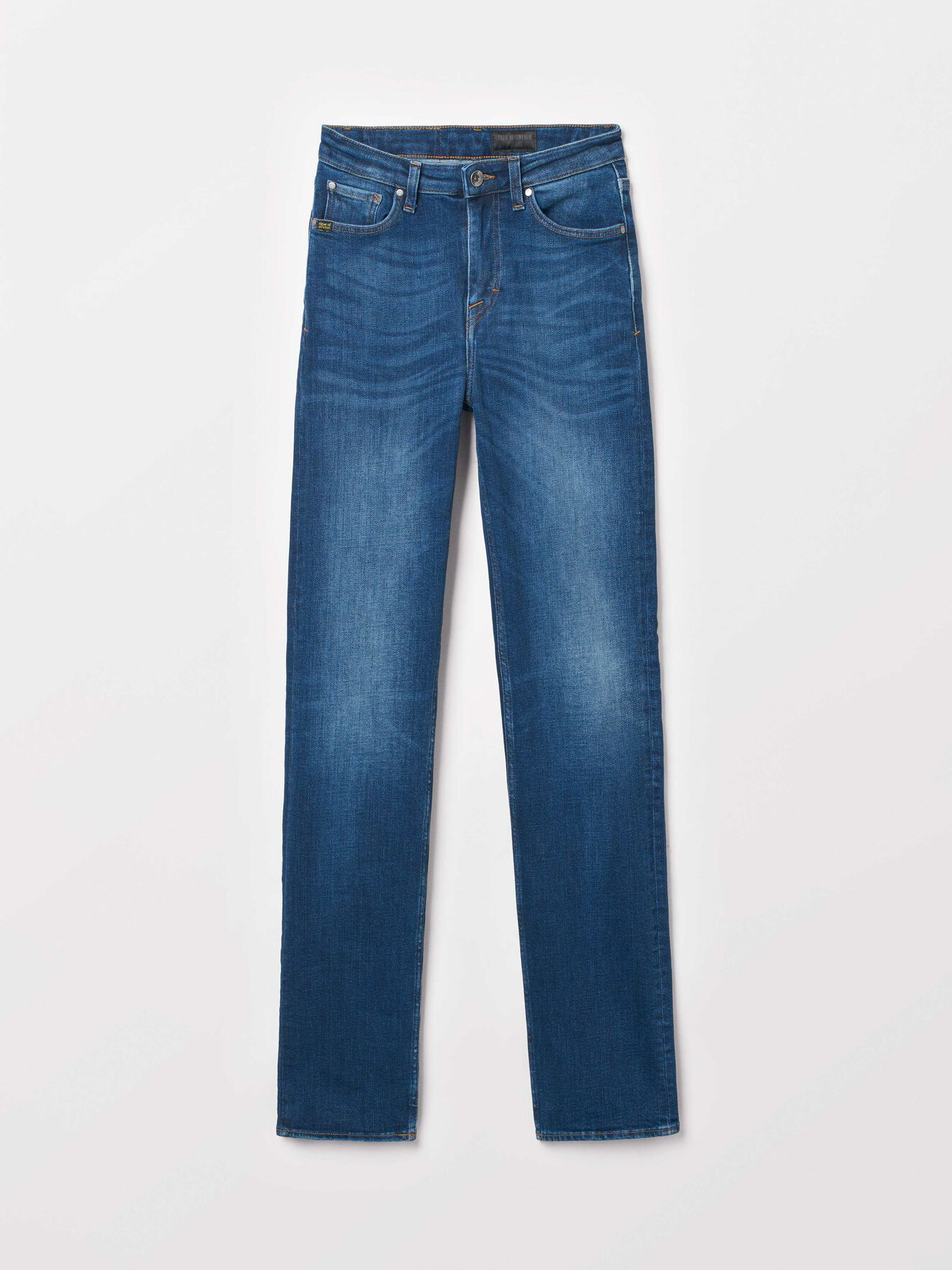 Amy Jeans in Medium Blue from Tiger of Sweden
