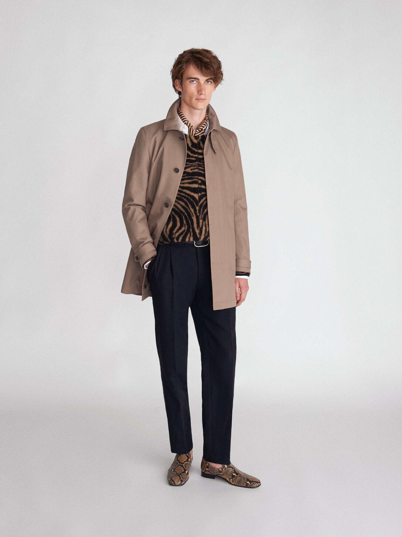 Carred Coat