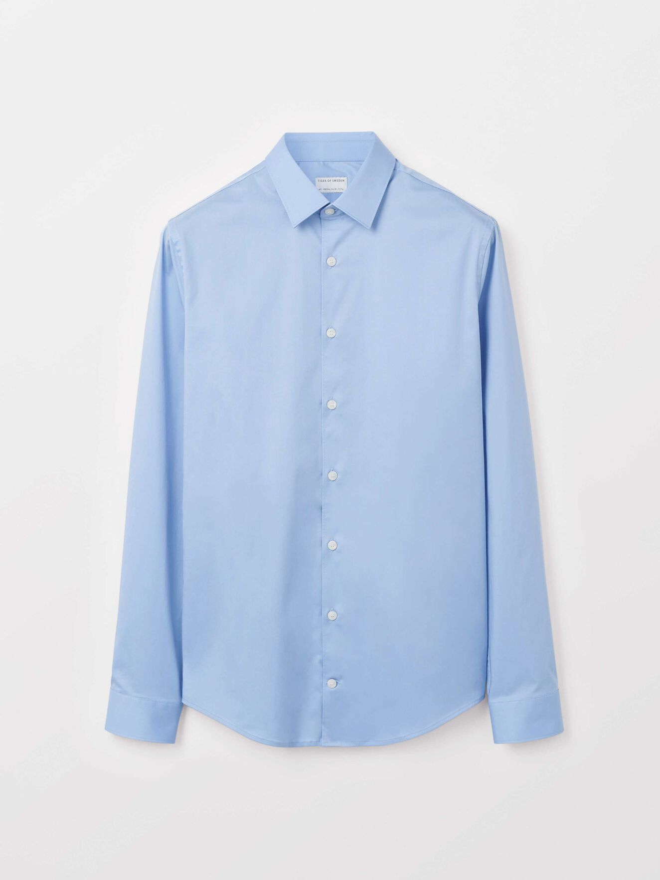 Filbrodie Shirt in Airy Blue from Tiger of Sweden