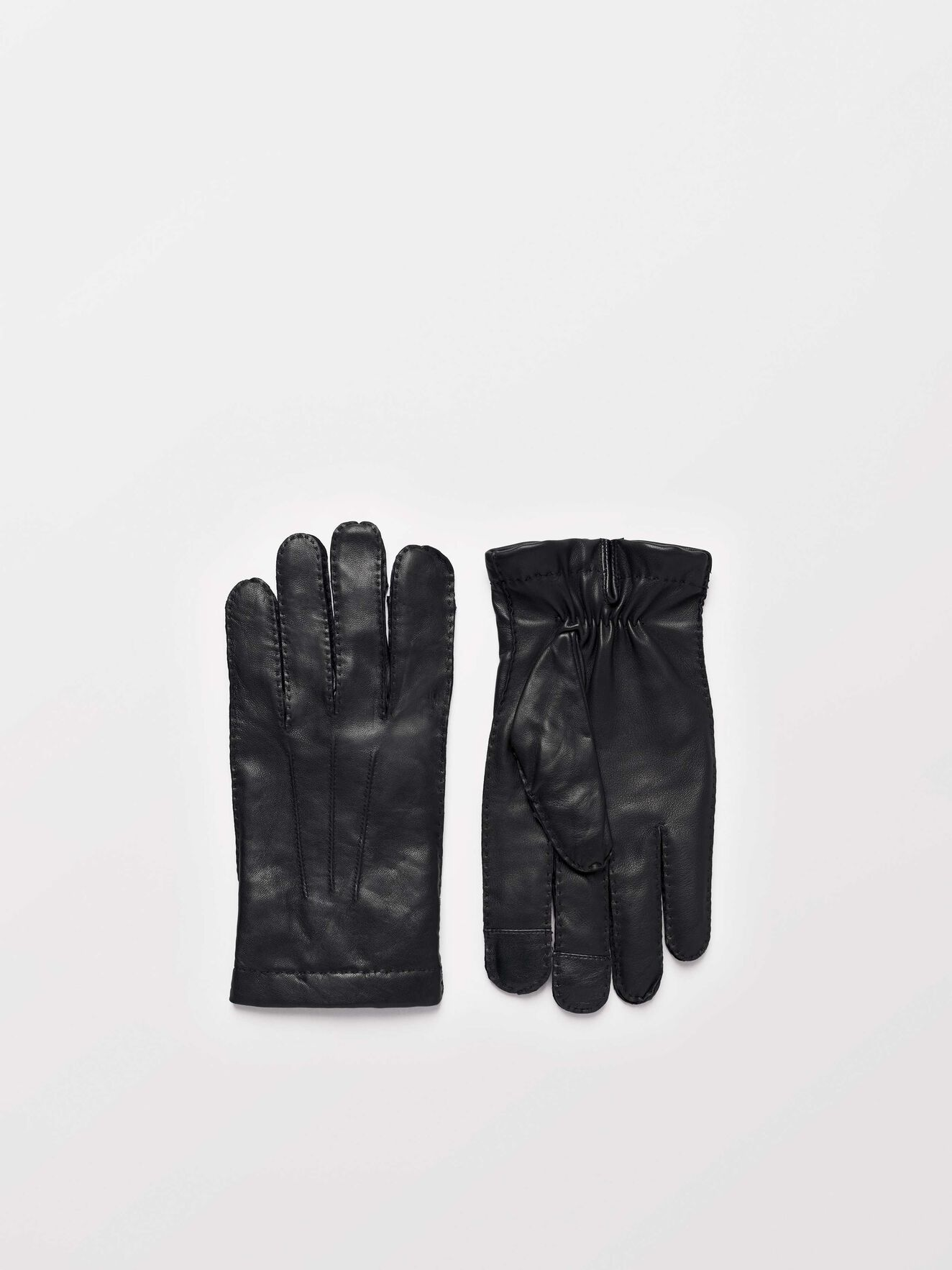 Glissade Gloves in Black from Tiger of Sweden