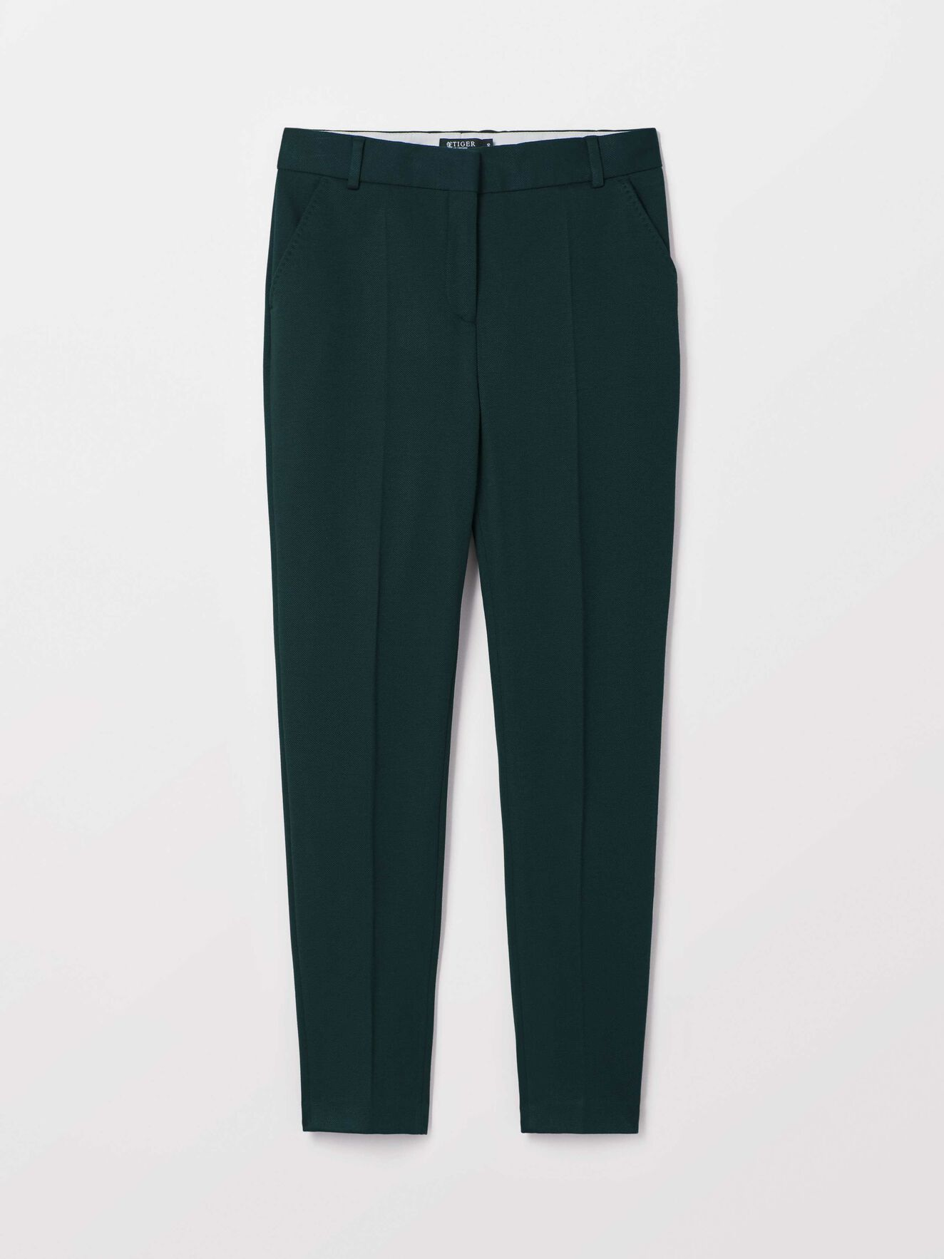 Blossom Trousers in Dark Forest from Tiger of Sweden