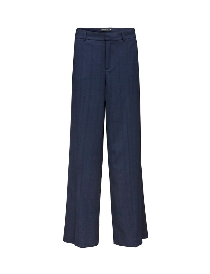 FLORALIS TROUSERS in Deep Well from Tiger of Sweden