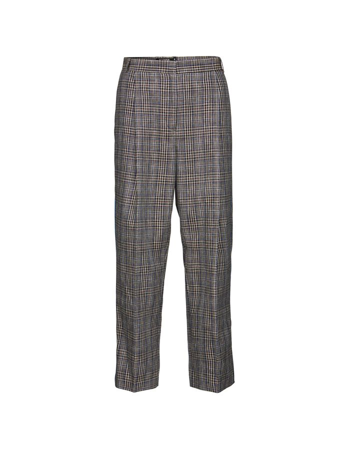 ELLISON TROUSERS in Midnight Black from Tiger of Sweden