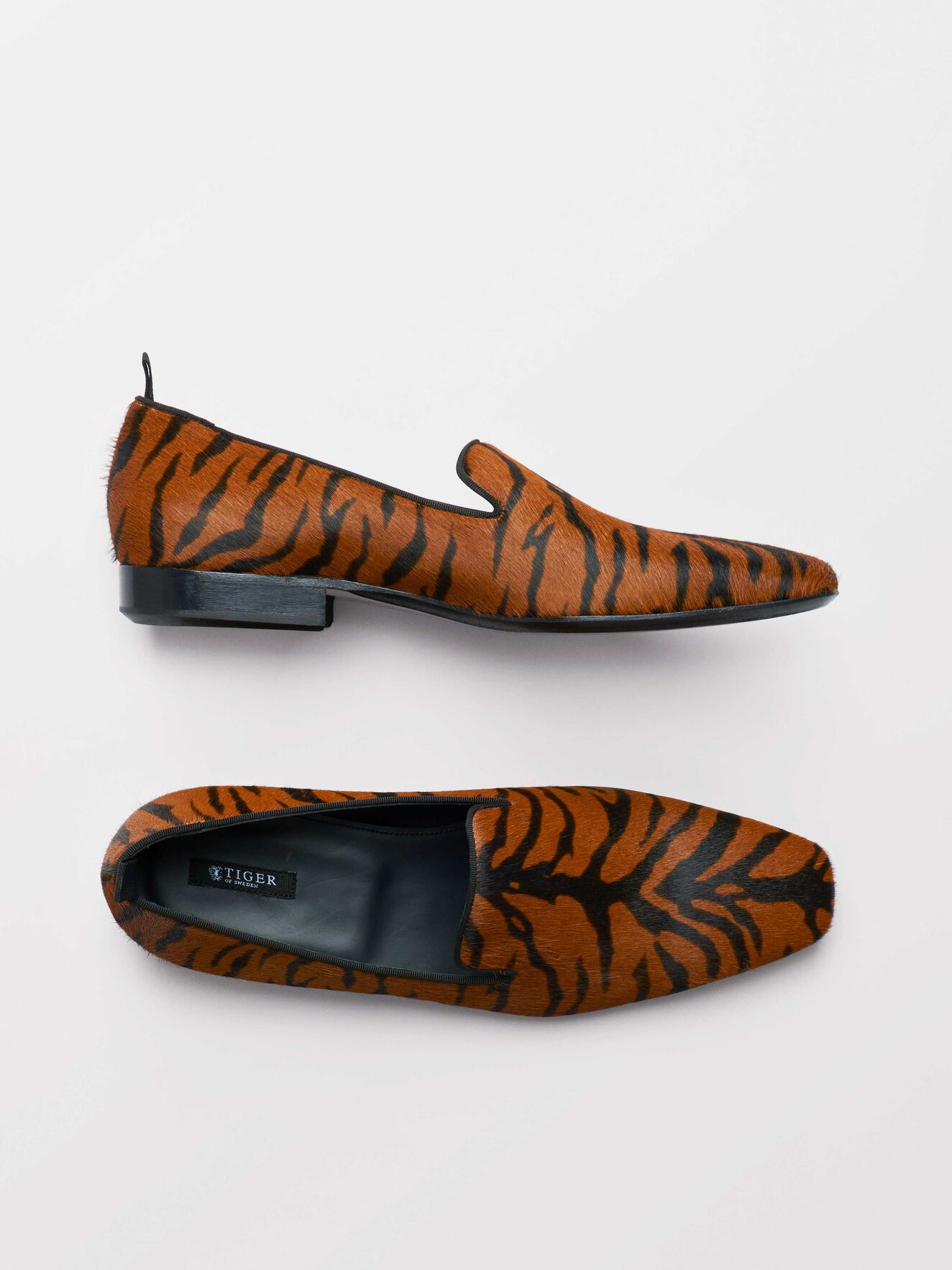 Sartor Loafers in ARTWORK from Tiger of Sweden