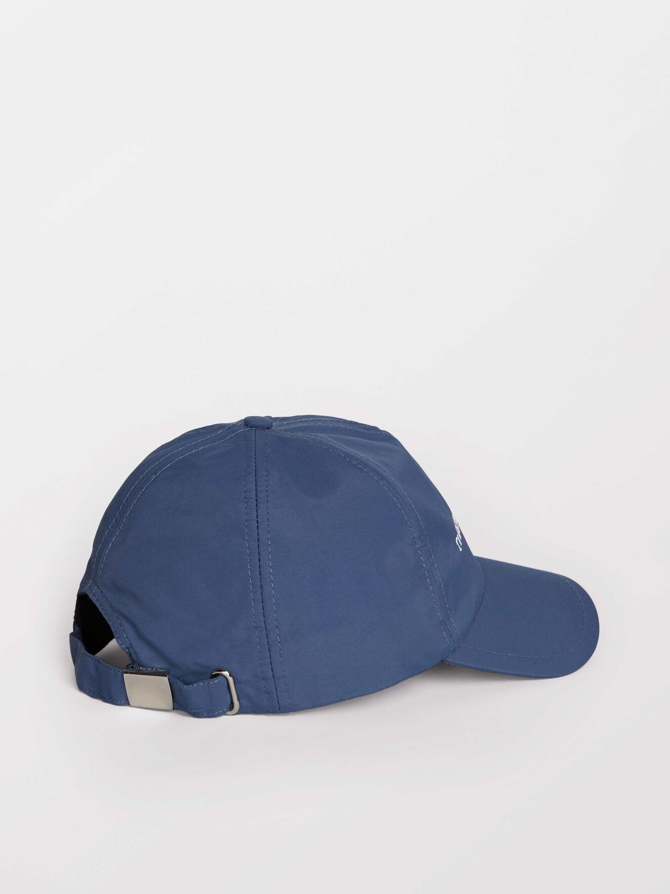 Hinsdal 2 Cap in Purple Blue from Tiger of Sweden