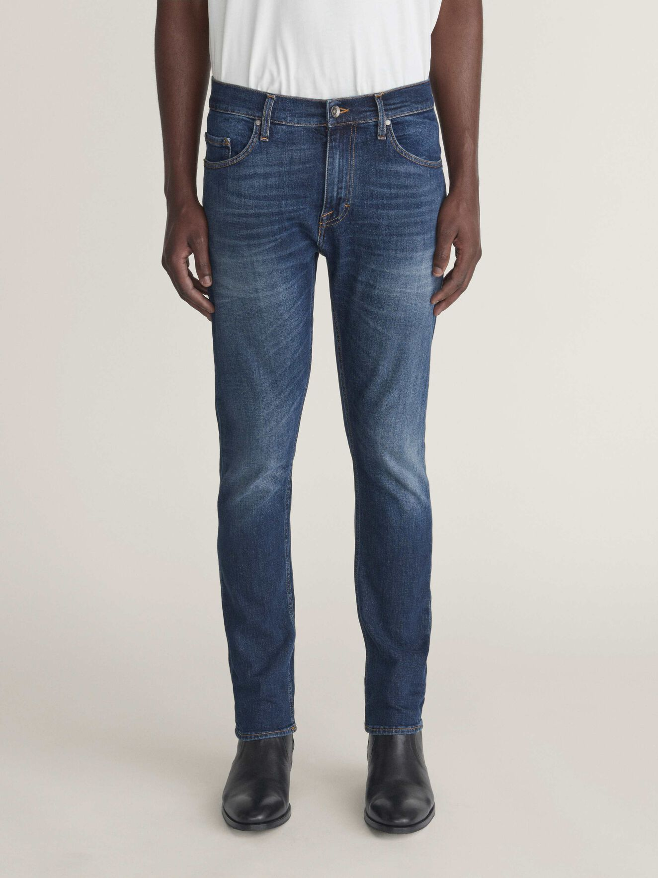 Pistolero Jeans in Indigo from Tiger of Sweden