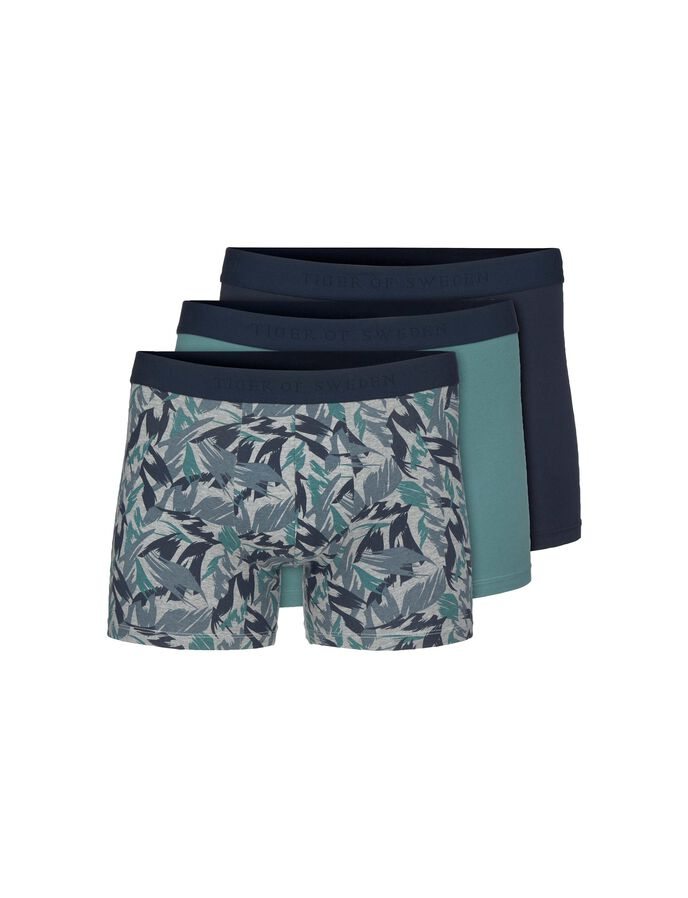 ENZO BOXERSHORTS in Outer Blue from Tiger of Sweden