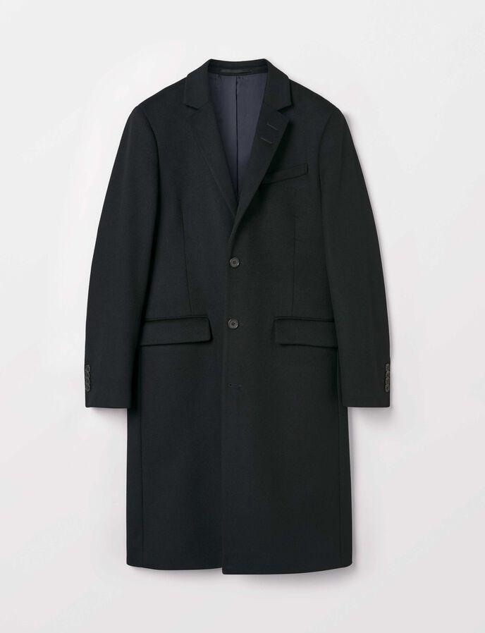 Coltmar Coat in Black from Tiger of Sweden