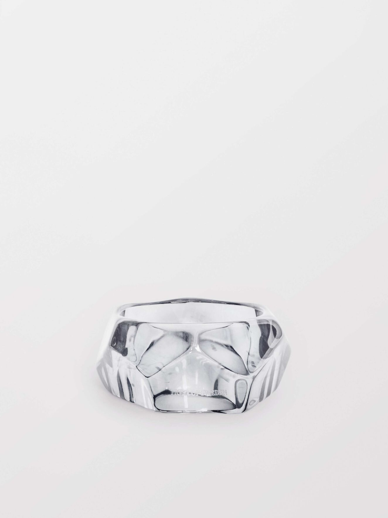 Jewljey bangle  in Transparent from Tiger of Sweden