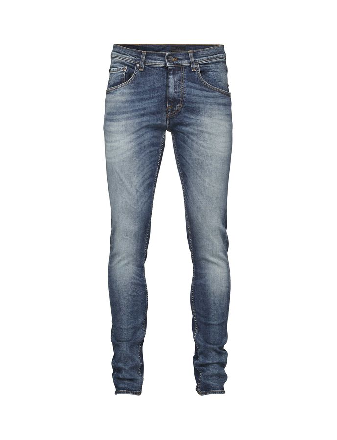 Slim  jeans  in Dust blue from Tiger of Sweden
