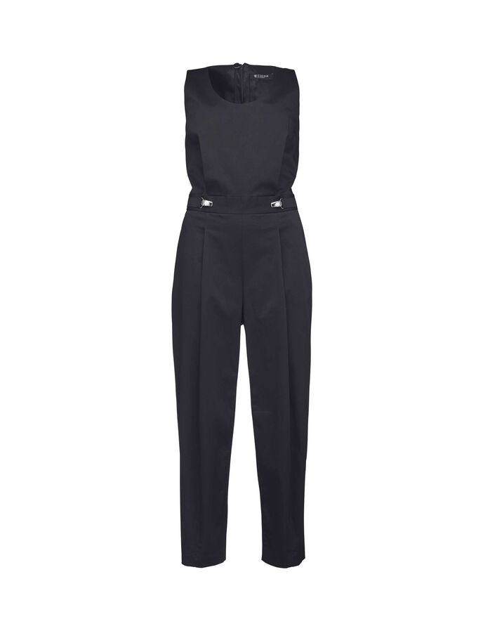 RYO JUMPSUIT in Midnight Black from Tiger of Sweden