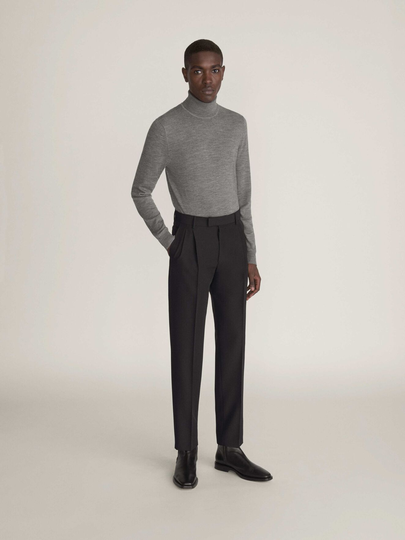 Trolosa Trousers in Black from Tiger of Sweden