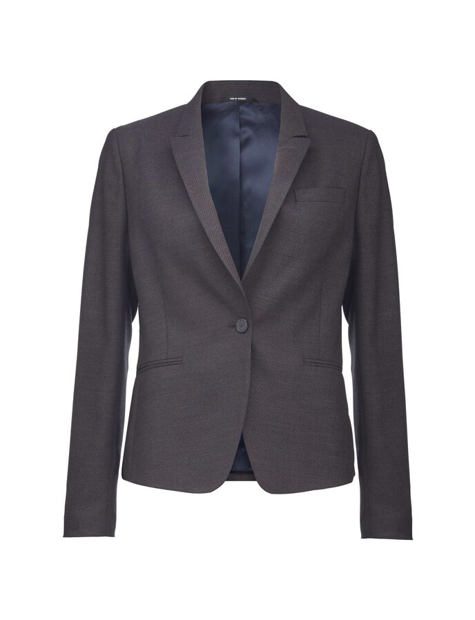 FRANCA 2 BLAZER in Deep Well from Tiger of Sweden