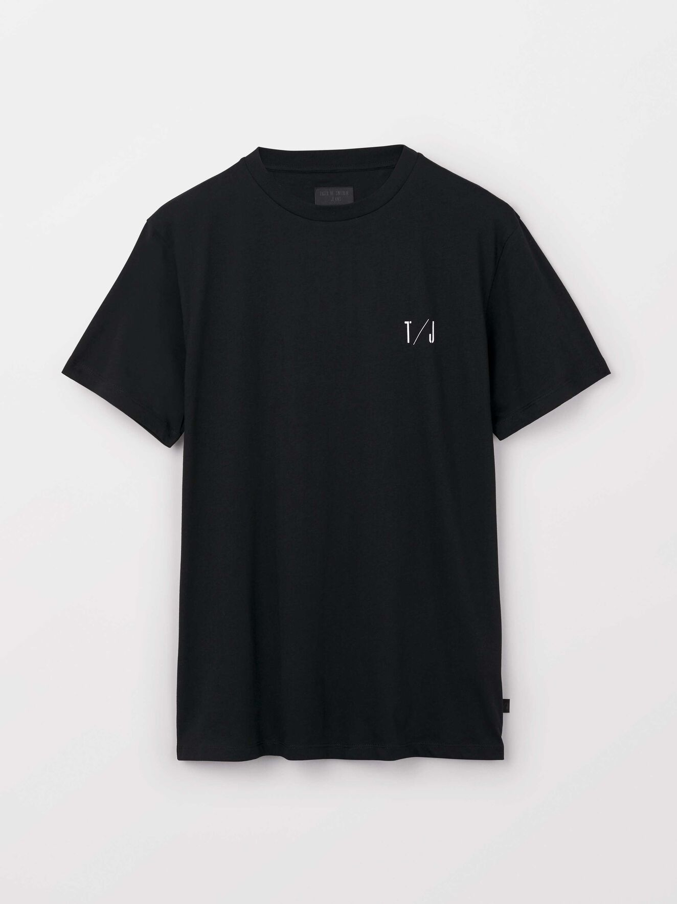Fleek T-Shirt in Black from Tiger of Sweden